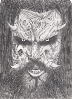 Mr. Lordi by fihable on DeviantArt