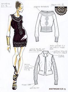sketch by Katiuscia Beggio at Coroflot.com