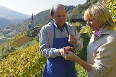 Wandern und Törggelen: Herbst Urlaub beim Südtiroler Weinbauern