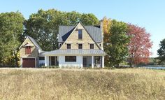 Westport, MA Residence: Exterior 2 - traditional - exterior - providence - Union Studio, Architecture & Community Design