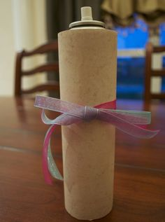 Gender reveal party ideas - Silly String in pink or blue! Ideas for gender reveal party, printables, etc