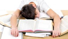 Completing homework takes more effort than you think.