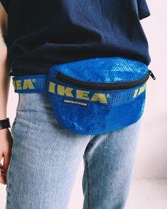 Post Balenciaga, la borsa Frakta di Ikea è la nuova ispirazione moda