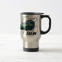 2008 Ruf Turbo RT600 Travel Mug