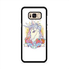 Unicorn Horse One Of A Kind Samsung Galaxy S8 Plus Case | Caserisa