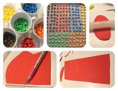 Vorbereitung für die LEGO® Kuchen Deko