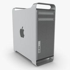 apple mac pro 3D Models | TurboSquid.com
