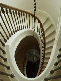 Spiral Staircase - London Townhouse