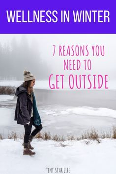 Wellness in winter. 7 reasons you NEED TO get outside this winter & why it's never too cold. Benefits for your physical & mental health. #wellness #mentalhealth #babyitscoldoutside #winterwellness #hiking #outdoor #getoutside #outdooradventures Benefits Of Walking, Wintry Weather, Hiking Outdoor, Winter Hiking, Body Heat, Regular Exercise, Cabin Fever, Walking In Nature