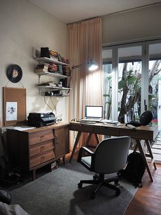 On the Creative Market Blog - 24 Designers Show Off Their Actual Workspaces Without Cleaning Them First!