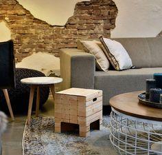 Dutch Design Chair dutch design chair tiles Dutch Design Chair Woodstack Krukje Httpwwwnasmaakcom