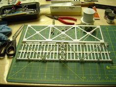 Scratch Built Bridges - Model Railroader Magazine - Model Railroading, Model Trains, Reviews, Track Plans, and Forums