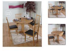 Hanover Pedestal Dining Set