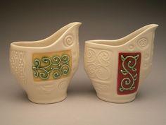 Creamers by sandiandneil, via Flickr