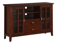 Simpli Home AXCHOL005 Artisan Collection 54-Inch Width by 36-Inch Height Tv Stand, Medium Auburn Brown, 1-Pack Simpli Home http://smile.amazon.com/dp/B007T0MBH4/ref=cm_sw_r_pi_dp_tdBcub05TG0Z4