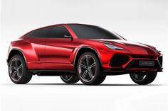 I generally don't like supercar SUVs; but there is something interesting about the angular lines of the Lamborghini Urus. It is hard to believe its the same platform as the Porsche Cayenne | Volkswagen Tuareg | Audi Q7