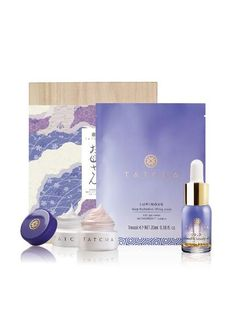 Presented in a wooden kiri box (traditionally used in Japan to store delicate items), the gift set includes some of cult favorite Tatcha's top products — and candies from Japan to hit the sweet spot.   Tatcha Mother's Day Gift Set ($98)