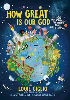 (Get eBook) How Great Is Our God: 100 Indescribable Devotions About God and Science by Louie Giglio Reading Online, Books Online, Louie Giglio, Devotions For Kids, Pink Lake, Fun Illustration, Child Love, Free Reading, Science Nature