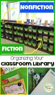 Setting up a classroom library can be mind-boogling. Here you will find a step-by-step guide to organizing an effective classroom library.