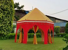 Moroccan Theme Party Tent