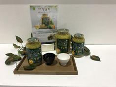 Damizle jeju green mandarin tea