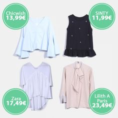 9922a4216b Comprar TOPS baratos Online para Mujer