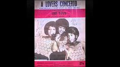 The Toys - Lovers Concerto - HQ - YouTube