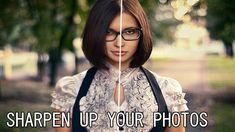 Photoshop CS6 Sharpen Your Images
