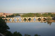 Puente de Zamora. España