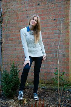 Polished Cats: Outfit: Layers