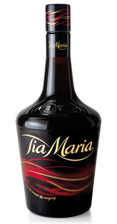 Tia Maria is a liqueur that is famous in Jamaica...it was originally made in #Jamaica with Jamaican coffee...gotta find this when we go