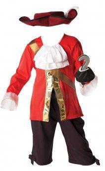 Rubie's Costume Capitan Uncino (880074)