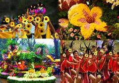 Image result for flower festival in philippines
