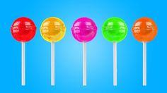 Lollipops Finger Family Songs Nursery Rhymes - Daddy Finger Song Rhymes For Children