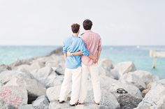 Miami Wedding Photographer  Gay Engagement Session