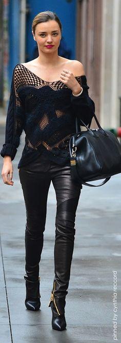 Miranda Kerr   street style   cynthia reccord