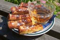 Make and share this French Toast Sticks (oamc) recipe from Food.com.