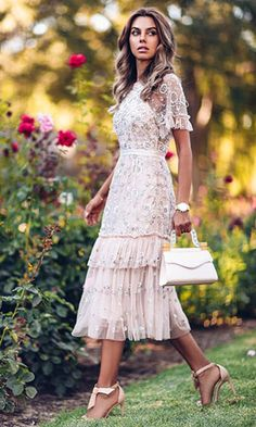 guest attire spring what to wear style ideas Wedding guest attire spring what to wear style ideas Pretty Dresses, Beautiful Dresses, Awesome Dresses, Estilo Boho Chic, Birthday Outfit For Women, Birthday Outfits, Birthday Fashion, Women Birthday, Birthday Images