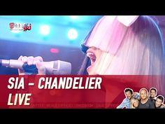 Sia - Chandelier - Live - C'Cauet sur NRJ - YouTube