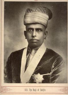 The Raja of Cochin