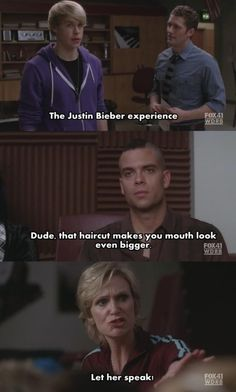 i love the justin bieber experience