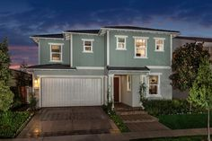 Residence 1 - Exterior - New Homes in Huntington Beach, Contact Kallie Knutsen for a showing today!