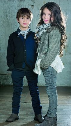 Marie and Dawson