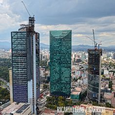 PROYECTO | TORRE REFORMA| 244m | 57p | E/C - Page 363 - SkyscraperCity
