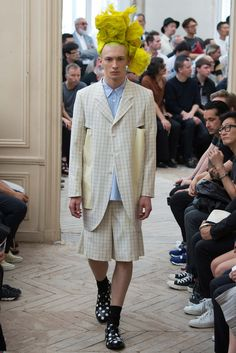 Comme des Garçons Homme Plus - Spring 2016 Menswear - Look 10 of 30?url=http://www.style.com/slideshows/fashion-shows/spring-2016-menswear/comme-des-garcons-homme-plus/collection/10