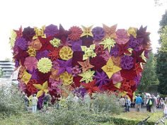 Bloemencorso - Zundert - Holland - Florigami by Leo Roubos