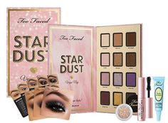 """Too Faced """"Stardust"""" by Vegas Nay for Fall 2015 (August 23rd) ♡♥♡♥♡♥ #makeup #luxury #TooFaced #beauty #VegasNay"""