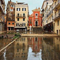 Corfu / Kerkyra Greece