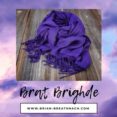 Brat Brighde r Brigids mantle is an artifact from Irish folk custom to heal Headache Cure, I Have A Headache, Sign Of The Cross, Holy Ghost, The Cure, Blog, Holy Spirit