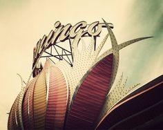 Las Vegas Photo Old Vegas  The Fabulous Flamingo by TheLonelyPixel, $28.00